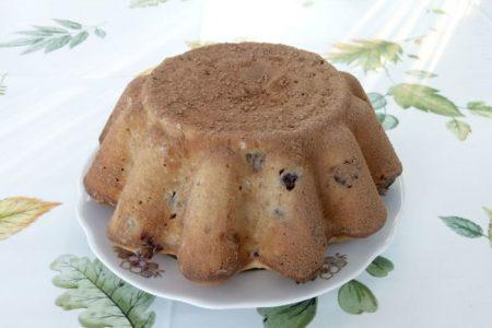 Кекс с вареньем из смородины в духовке, рецепт с фото