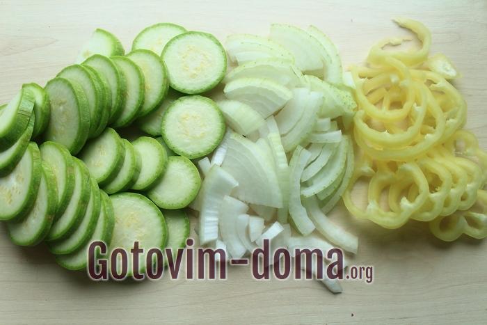 все овощи для запекания готовы