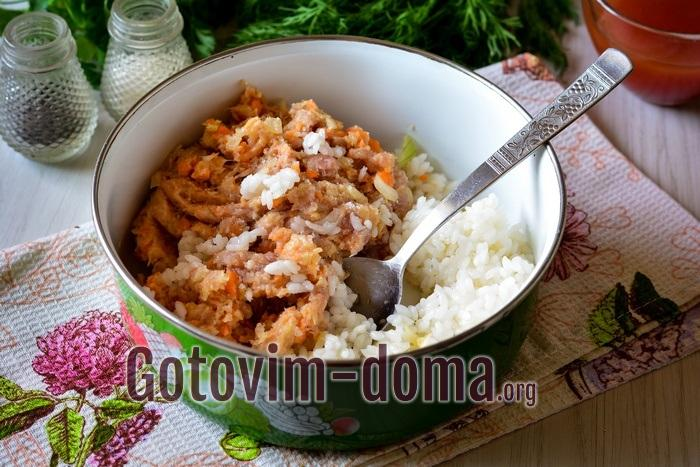 Начинка для фарширования болгарского перца