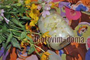 Салат из перезревших огурцов на зиму, рецепт с фото