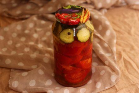 Консервируем овощи на зиму, рецепт с фото
