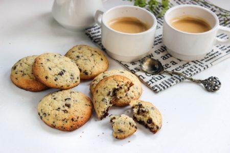 Американское печенье с шоколадом, рецепт с фото