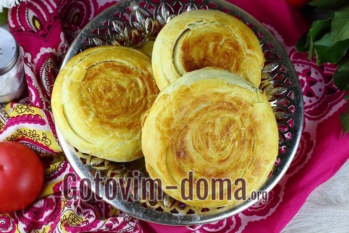 Татарская кухня - Страничка добра и сплошного жизненного