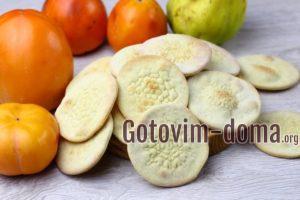 Галетное печенье - домашний рецепт с фото