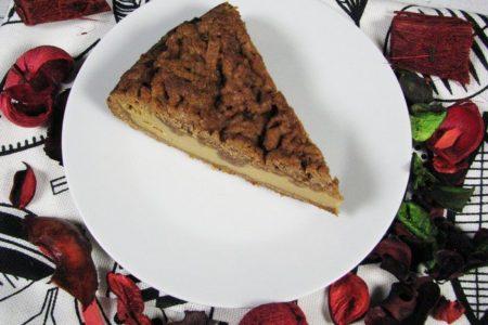 Как приготовить творожный пирог.