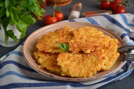 луковые котлеты самый простой и вкусный рецепт с фото пошагово.